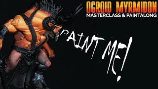 Learn How To Paint Skin Like A Pro! Ogroid Myrmidon Masterclass - Part 2