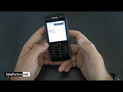 Blackberry 9105 pearl 3g videoreview da Telefonino.net