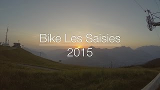 Mountain Bike Les Saisies - 2015