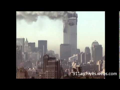World Trade Center Collapse Timelapse 8:49am to 10:20am