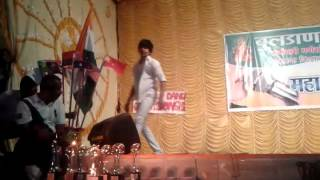 Best solo dance on Vande Mataram (abcd 2) 2015 By Rahul Bute...!!