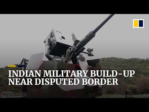 India boosts military presence as border talks with China remain stalled