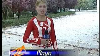 Репортаж прикол!!! ВНИМАНИЕ НА ЗАДНИЙ ПЛАН !!!