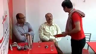 Prank comedy ETV Bihar Janta Express