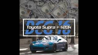 80Eighty DCG16 Supra + $20,000