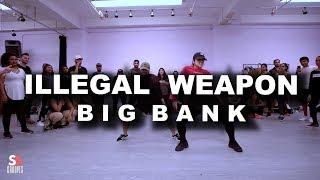 ILLEGAL WEAPON x Big Bank | Jasmine Sandlas | Nicki Minaj | SAgrooves Choreography | Dance Cover