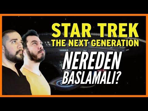 Star Trek Yolculuğu #1: Başlangıç! w/Can Sungur