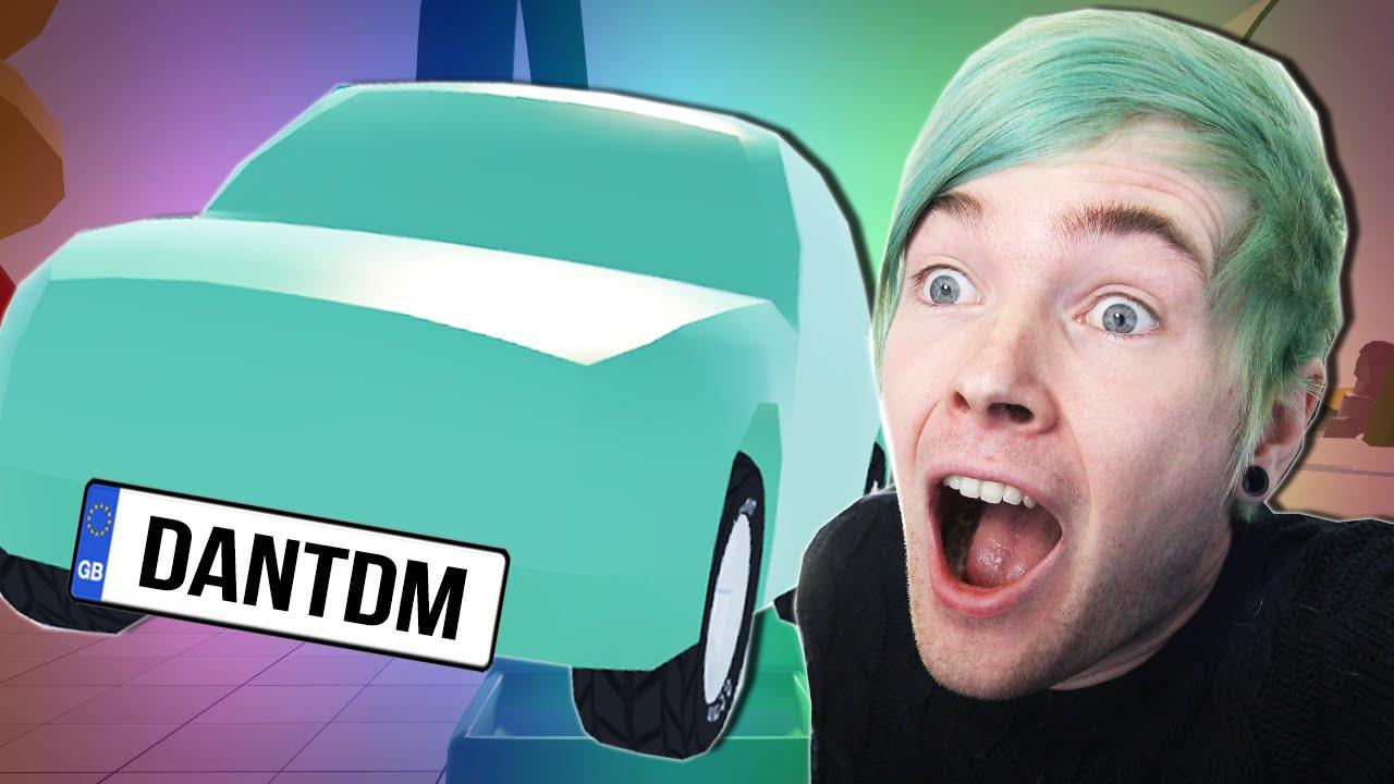 Dantdm S Real Car