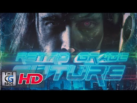 A CGI & VFX Live-Action Sci-Fi Trailer: