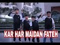 Kar Har Maidan Fateh Dance    RDP    EKTA Whatsapp Status Video Download Free