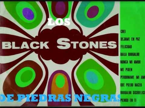 LOS BLACK STONES  DE PIEDRAS NEGRAS COAHUILA ''   ME PIDEN ''