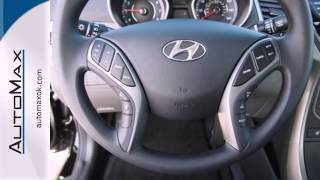 2014 Hyundai Elantra Oklahoma City OK Edmond, OK #Y11140