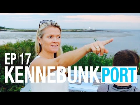 RV LIVING Kennebunkport Maine to Boston (Ep 17: Keep Your Daydream)