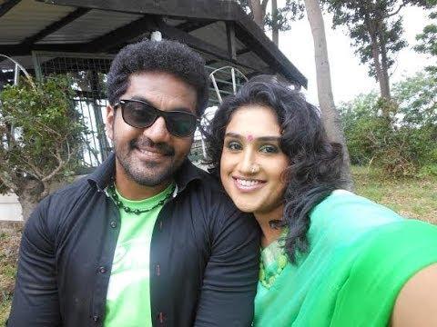 Actress Meenas ... Kavya Ravichandran