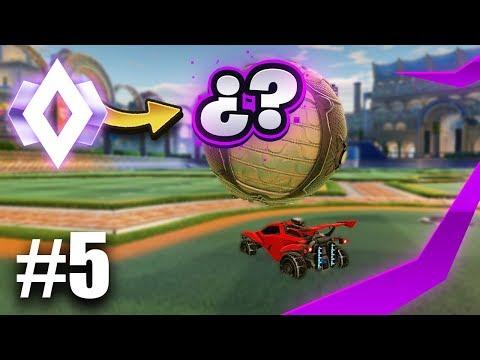 SUBIENDO A ??? EN 1v1 #5 | Rocket League thumbnail