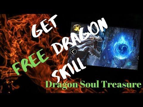 Clash Of Kings : Daily FREE Dragon Skills - Dragon Soul Treasure