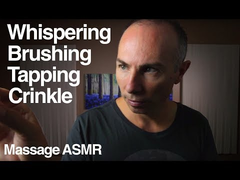 ASMR Trigger Therapy 10.2 Layered Whisper Inaudible Tapping + More