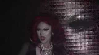 Miss Luis Open Drag Stage Sunday October 12th 2014 at 340nightclub in Pomona California