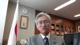 西田昌司 「貸金業法再改正について」