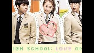 [hs-tv] k-ost singer: afternight project titile: for you ost: high school - love on please note: 1.songs and pictures movie clips are not belong me. all ...