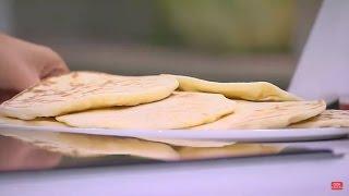 خبز الصاج  #حلو_وحادق #سالي_فؤاد #cbcsofra