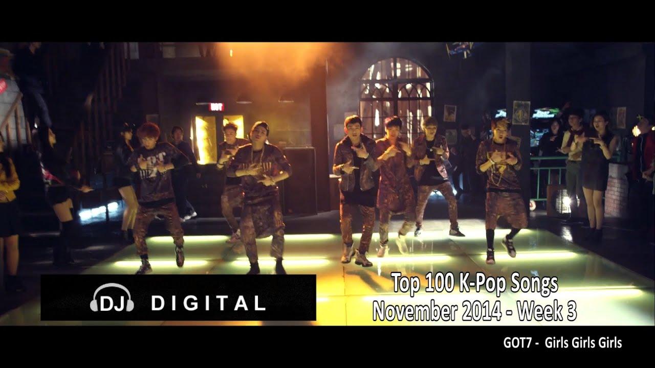 top pop music november 2014
