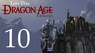 Let's Play DRAGON AGE: Origins Ultimate Edition -Modded- Part 10 - Shale