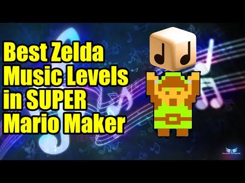 Top 9 Best Legend of Zelda Music Levels in Super Mario Maker