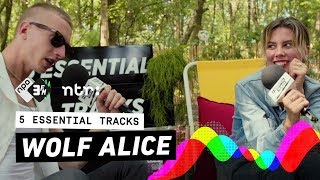 What did Wolf Alice learn from Outkast? | 5 Essential Tracks | 3FM