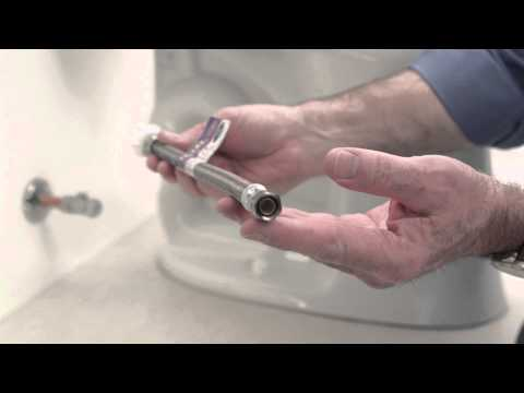 how-to-install-a-flexible-water-connector