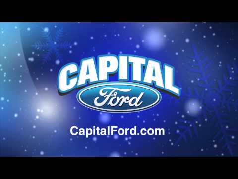 WRAL's Winter Weather Billboard for Capital Ford