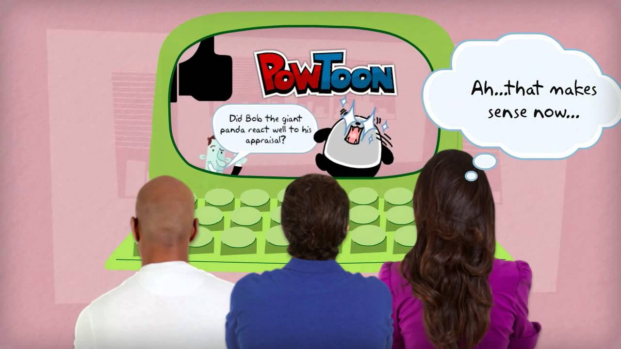 How to use PowToon in eLearning Video 6: The 3 Parts of eLearning