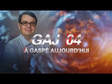 À Gaspé Aujourd'hui: 2017 10 11 S04E18