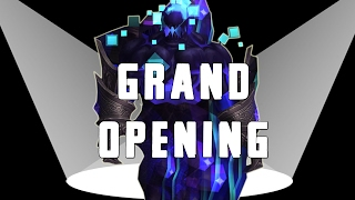 Grand Opening Achievement -  Walkthrough/Commentary