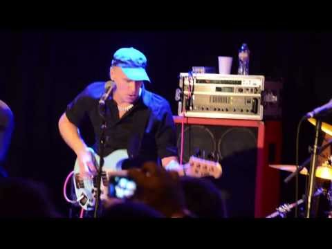 The Wabos (featuring Jack Blades, Jesse Bradman and Billy Sheehan) @ the Concert for Liza