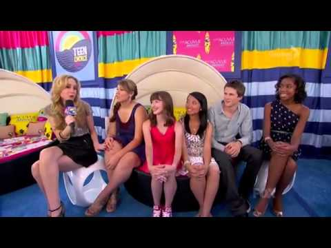 Teen Choice Awards 2012 Full