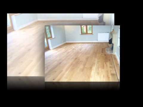 Wood Flooring Services Baddow Wooden Decorative Flooring Youtube