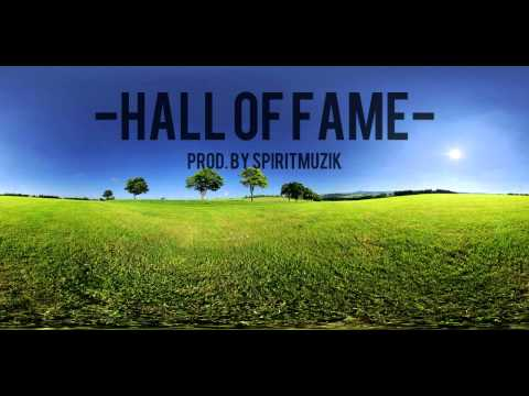 -HALL OF FAME- Sad inspirational rap beat instrumental (with HOOK)