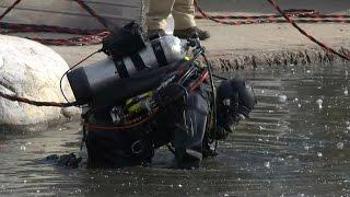 FBI searches for killers' hard drive in San Bernardino lake