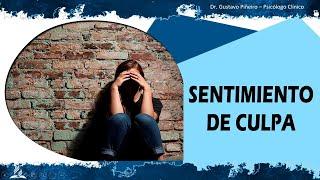 SENTIMIENTO DE CULPA