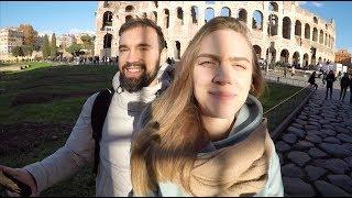 Италия. На машине от Рима до Венеции через Флоренцию, Пизу, Лукку, Генуа и Милан. 2017.