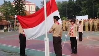 Upacara 17 Agustus 2017 IKIP Veteran Semarang