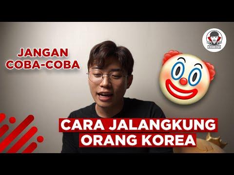 [17]SEREM JALANGKUNGNYA INDONESIA ATAU KOREA!?