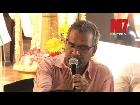 T.P.rajeevan speak about art,cultural&cinema