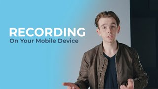 Speak Life - Set Up - How to Film High Quality Video from your Mobile Device