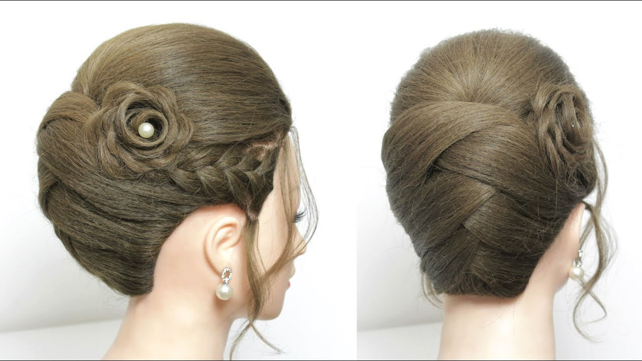 Beautiful Bridal Hairstyle For Long Hair: Beautiful Bridal Hairstyle For Long Hair