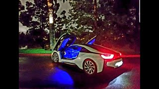 BMW i8. 2-year Owners Review, i8 in Los Angeles Streets