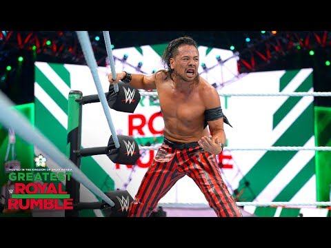 Shinsuke Nakamura's mind games fire up AJ Styles: Greatest Royal Rumble (WWE Network Exclusive)
