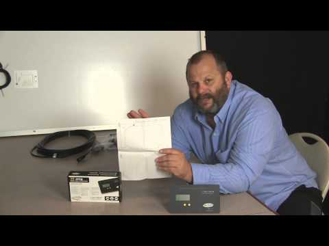 Unboxing Go Power 160 Watt RV Solar Panel Kit With Charge Controller