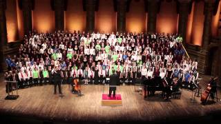 White Rock Children's Choir WorldBeat 2015 Festival – SONG OF THE BIRDS